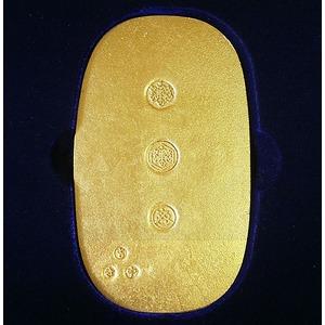 純金箔製 慶長大判