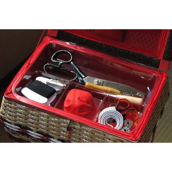昭和の裁縫箱