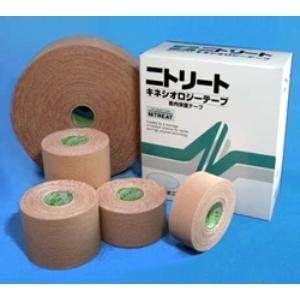 ニトリート キネシオロジーテープ(非撥水) NK-25 12巻の写真