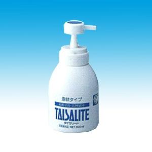 殺菌・消毒用石けん液 タイサリート 泡状ボトル 500ml×2本セット - 拡大画像
