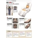 骨盤ストレッチチェア&マット プリムアップS(Plimup S)ブラウン 写真4