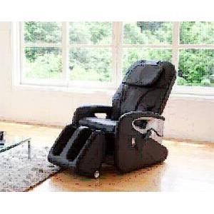 スライヴ マッサージチェア くつろぎ指定席 CHD-5800 ブラック - 拡大画像