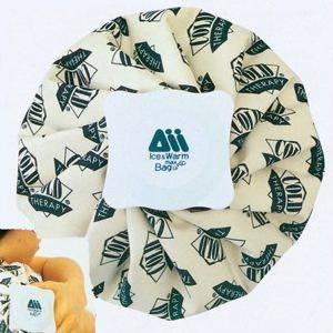 アイス&ウォームバッグ(温冷両用) 氷のう・湯たんぽなどに 【Lサイズ:26cm】 - 拡大画像