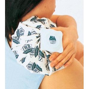 アイス&ウォームバッグ(温冷両用) 氷のう・湯たんぽなどに 【Mサイズ:22cm】