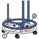 360度回転ハンガー(組立式・カバー付き) - 縮小画像2