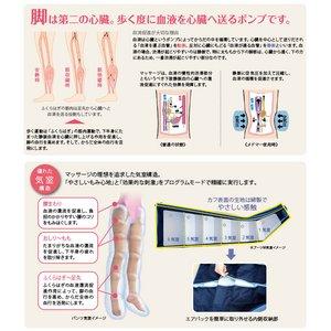 メドー産業 家庭用エアマッサージ器 フィジカルメドマー(Physical Medomer) PM-8000 パンツセット