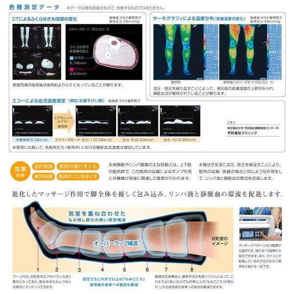 エクセレントメドマー(EXM-12000A) ブーツセット