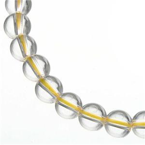 グレード6A水晶ブレス(桐箱ケース付き)