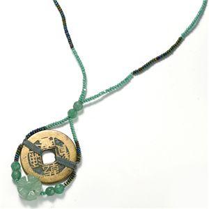 ENERGY MUSE(エナジーミューズ) ネックレス WISH(願い) グリーンアベンチュリン