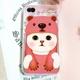 JETOY(ジェトイ) Choo choo iPhone4 ケース Ver.3 ピンクベア - 縮小画像1