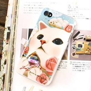 JETOY(ジェトイ) Choo choo iPhone4 ケース Ver.2 ローズスカイ