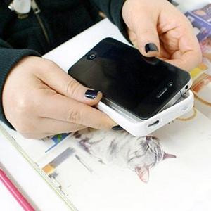 JETOY(ジェトイ) Choo choo iPhone4 ケース Ver.2 ピンクビーズ