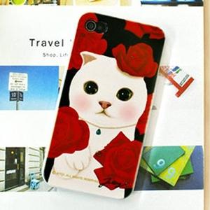 JETOY(ジェトイ) Choo choo iPhone4 ケース Ver.2 ルビー - 拡大画像