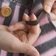 Mariecat マリーキャット ポケット付きマルチブランケット イエロー - 縮小画像4