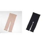 極薄インナー「パフィールプラス 5分丈パンツ」3枚組 ブラックM-L