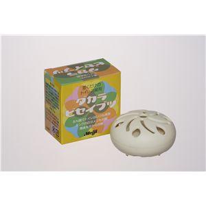 トイレ用洗浄消臭剤 ダカラビセイブツ (本体+詰め替えパック4個) - 拡大画像