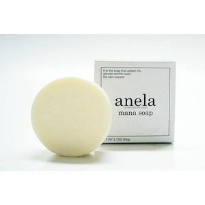 Anela(アネラ) マナソープシスター mana soap sister (60g×2個セット) - 拡大画像