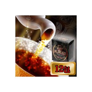 黒五葉茶(12包入りお試しサイズ) - 拡大画像