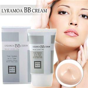 リラモア薬用BBクリーム 35g(下地 ファンデ 美容液 UVカット コンシーラーとして) - 拡大画像