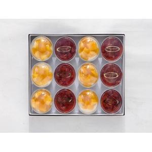 ブランブリュン マンゴー&いちごミルクプリン 65g×6個