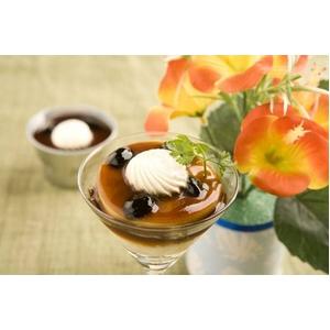 京のゆば屋さんの豆乳プリン6個 - 拡大画像