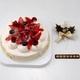 【12月17日まで受付延長! 2010年クリスマス向け】ブランブリュン 苺のホワイトクリスマス - 縮小画像2