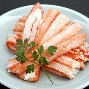 寿司ネタずわいがに棒肉Lサイズ1kg - 拡大画像