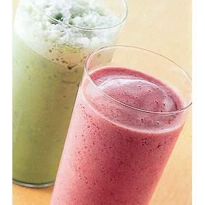 ジュースミキサー(ミル付き) グリーン&ホワイト
