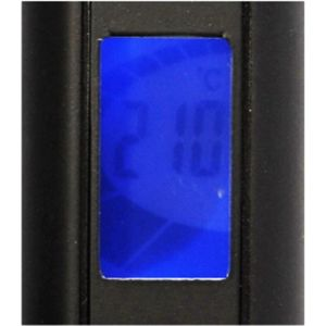 トルマリンイオニックデジタルアイロンX ブラック6