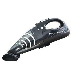 フカイ工業 充電式 ハイパワー ハンディサイクロンクリーナー 7.2V Mr.ブラック FCC-1001