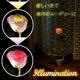 LEDソーラーライト「イルミネーションローズ」 - 縮小画像5