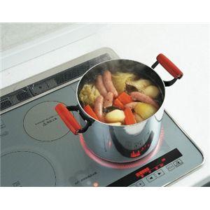 ミラーマーブル 煮込み鍋 21cm