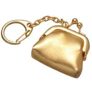 黄金のがま口パチンコ玉
