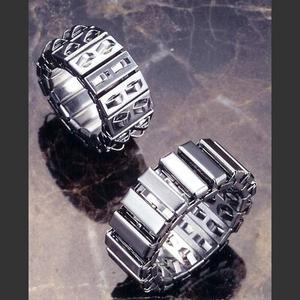 ツボ押しリング&ブレスレット メンズ