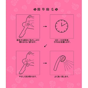 ラブリーゾーン 薬用パーフェクトクリームEX【ムダ毛処理クリーム】