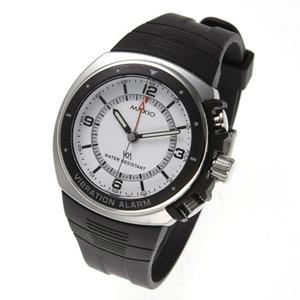 マキシオ激振(白)【腕時計】 - 拡大画像