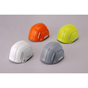 防災用折りたたみヘルメット BLOOM(オレン...の紹介画像2