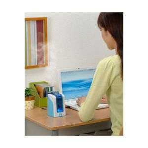 デスクトップオアシス ブルー - 拡大画像
