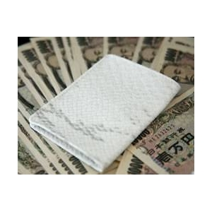 白蛇宝当財布(しろへびほうとうざいふ) - 拡大画像