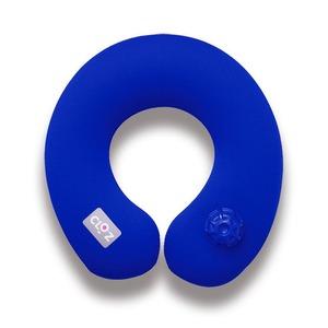 HY-001 クロッツ やわらか湯たんぽ 肩用タイプ 大 ブルー - 拡大画像
