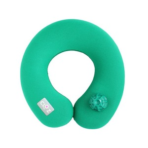 HY-001 クロッツ やわらか湯たんぽ 肩用タイプ 大 グリーン - 拡大画像