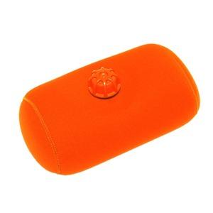 クロッツ やわらか湯たんぽ 「スタンダードタイプ」 HY-101 オレンジ - 拡大画像