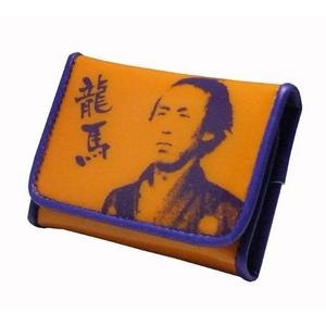 坂本龍馬キーケース オレンジ2個セット - 拡大画像