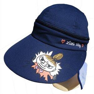 ムーミン 3Way つば広帽子 - 拡大画像