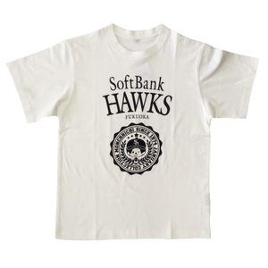 ソフトバンクホークスxモンチッチ Tシャツ