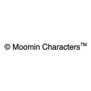 ムーミンルームソックス ミムラ・オレンジ【3足セット】 h03