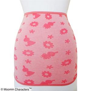 ムーミン 腹巻 【ピンク+グレー2色セット】