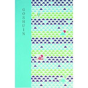 komon+集印帳【5冊セット】うろこ富士