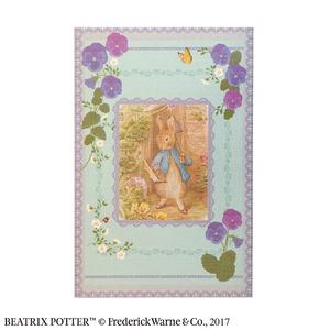 ピーターラビット 御朱印帳【2冊セット】【Sweet Vintage Violet】