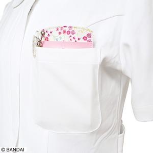 くまのがっこう胸ポケット用ペンケース 【2個セット】いもうと ピンク